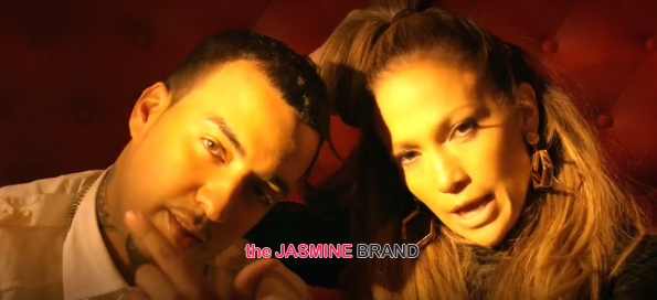JLo-French Montana-Fat Joe-Stressin Video-the jasmine brand