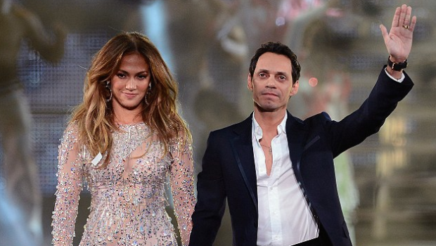 (EXCLUSIVE) Jennifer Lopez & Marc Anthony Settle $25 Million Lawsuit Accusing Them of Stealing Reality Show