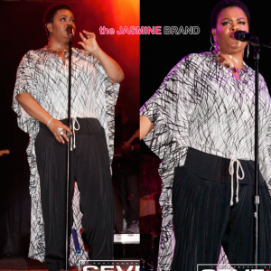 Jill Scott-Performs in Tampa-the jasmine brand