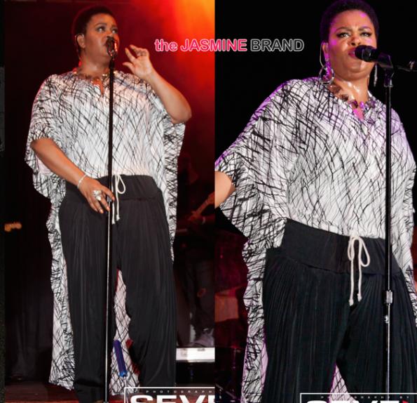 Jill Scott-Performs in Tampa-the jasmine brand