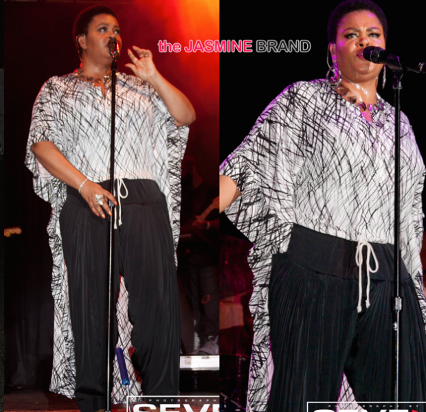 [Photos] Jill Scott Performs at 'Funkfest' In Tampa