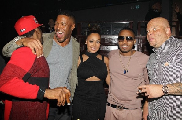 """Tribeca Film's New York Premiere of """"NAS: TIME IS ILLMATIC"""" Presented by Hennessy V.S - After Party"""