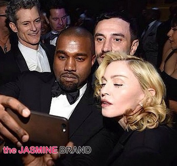 Kanye West-Madonna-Riccardo-Keep A Child Alive-Black Ball 2014-the jasmine brand