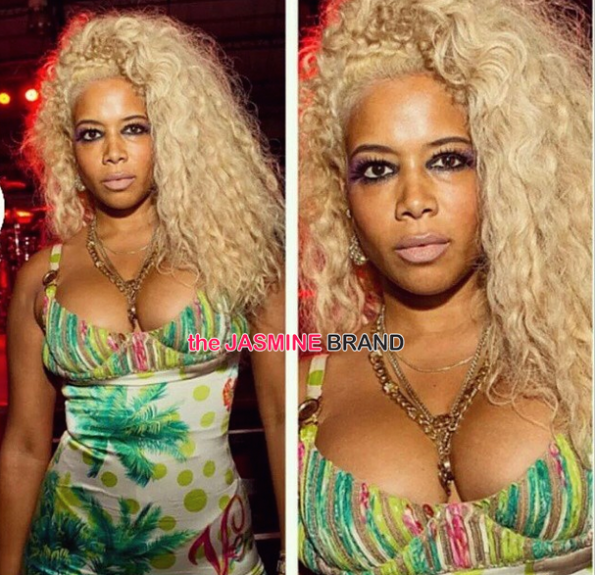 Kelis performs at BALL OUT BEAUCOUP-the jasmine brand