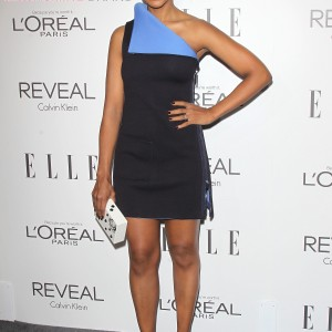 Kerry Washington arrives at the ELLE Women In Hollywood Awards in Los Angeles