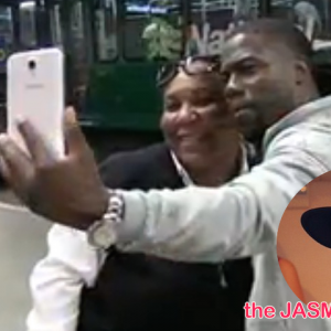 Kevin Hart-Pleads With National Shuttle Bus Driver-Selfie-Not to Be Fired-the jasmine brand