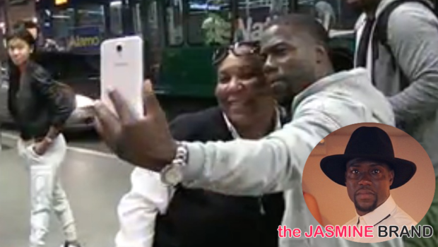 [Stanning Almost Gone Wrong] Kevin Hart's Personal Plea, Gets Bus Driver Her Job Back