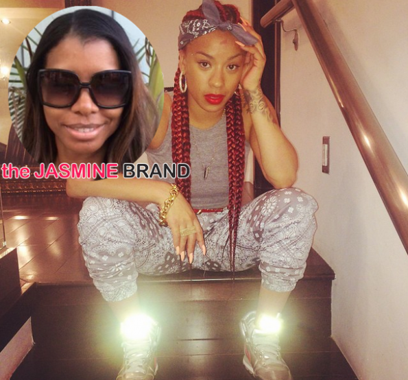 Keyshia Cole-Avoids Jail Time-Alleged Attack Over Birdman-the jasmine brand