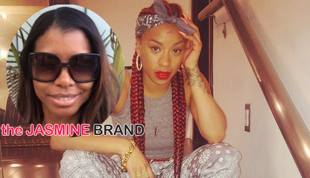 Keyshia Cole Dodges Jail, After Allegedly Attacking Woman Over Birdman
