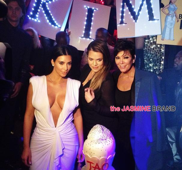 Kim Kardashian Celebrates Birthday in Las Vegas! [Photos]