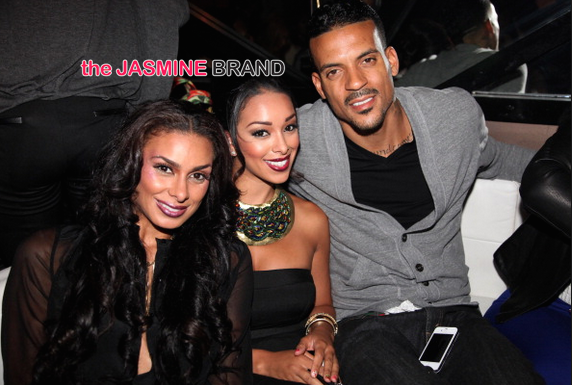 Laura Govan Says Sister Gloria & Estranged Husband Matt Barnes: Need Some Time To Grow [VIDEO]