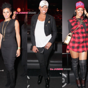 Laura Govan-NeNe Leakes-Malaysia Pargo-All Def Comedy Live-the jasmine brand