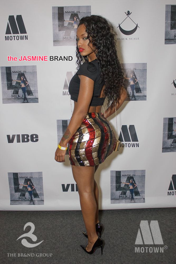 Lola Monroe-Mila J-Made In LA Screening-the jasmine brand