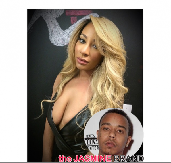 Love and Hip Hop Hollywood-Hazel E-Reacts to Yung Berg Slander-the jasmine brand
