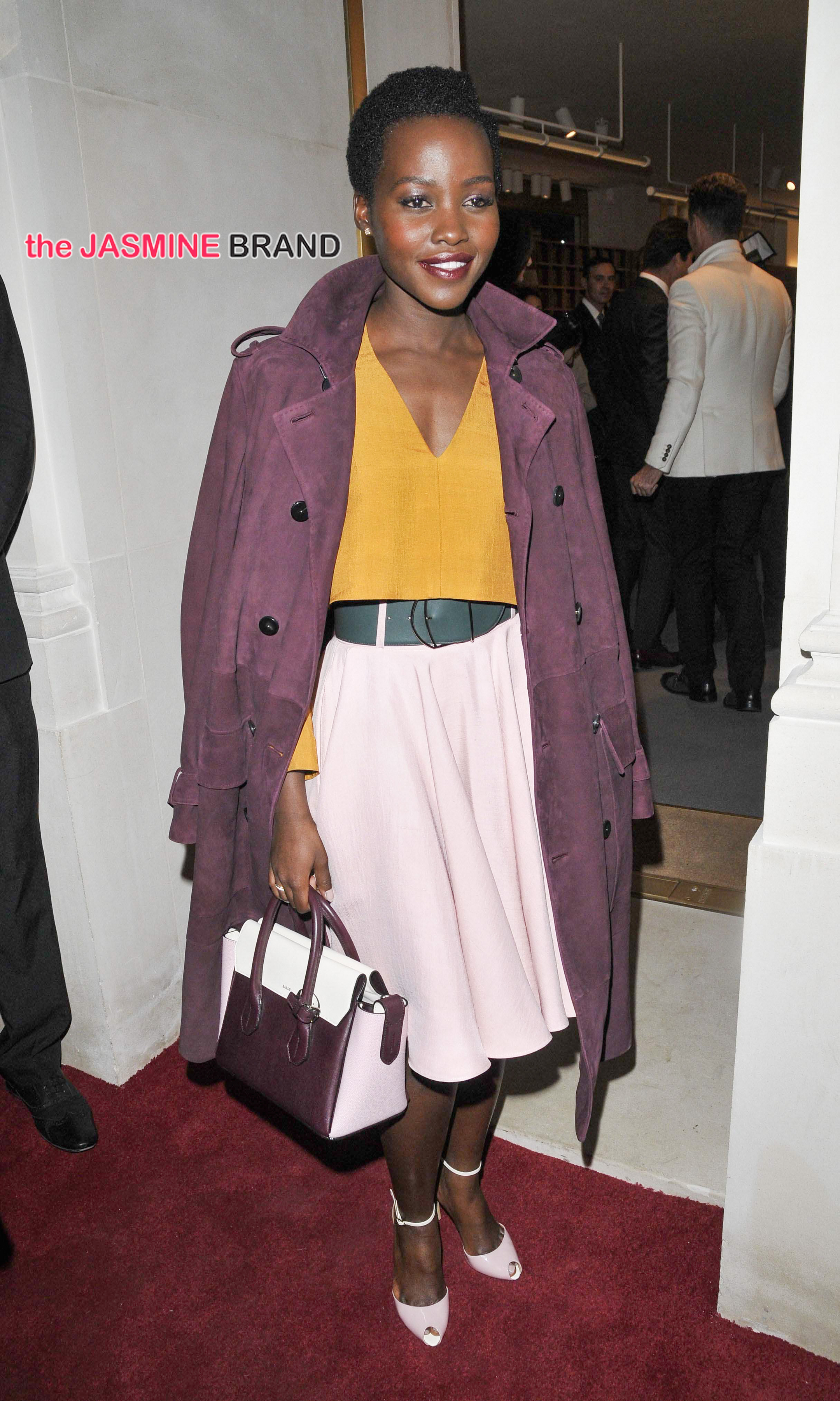 Bally London Flagship Boutique Opening VIP Launch Party - Arrivals