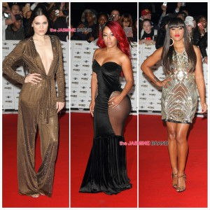 MOBO Awards K.Michelle-EVE-Jessie J-the jasmine brand