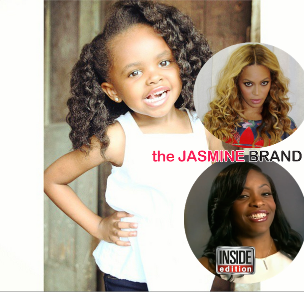 Mathew Knowles' Baby Mama Taqoya Branscomb Wants Beyonce To Meet Her New Sister [VIDEO]