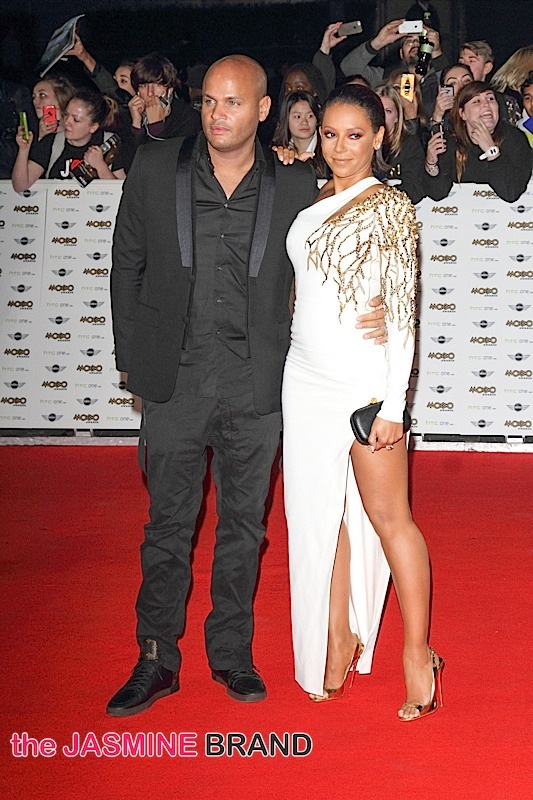 MOBO Awards 2014 - Arrivals