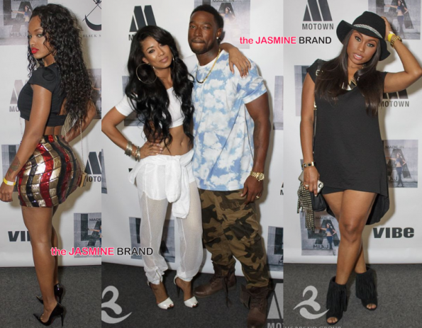 Mila J-Made in LA screening-the jasmine brand