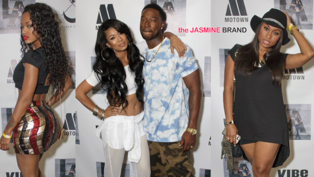 [Photos] Mila J Hosts 'Made In LA' Screening: Tank, Kevin McCall, Lola Monroe, Quincy Attend