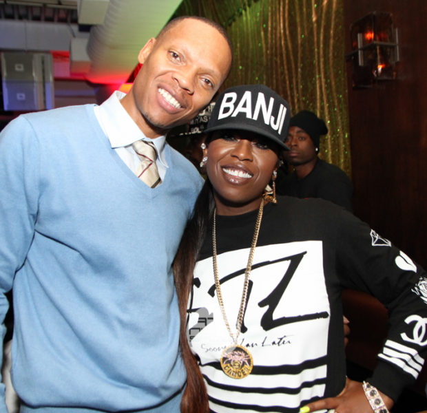 [Photos] Missy Elliott, Ronnie Devoe Support New Artist Sharaya J in ATL