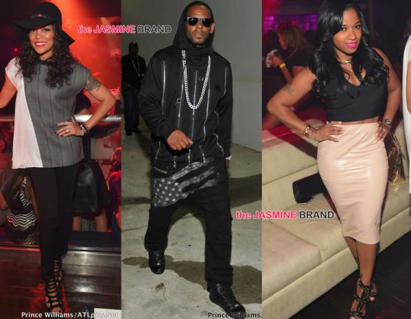 Monica-RKelly-Toya Wright-Party in Atlanta-the jasmine brand