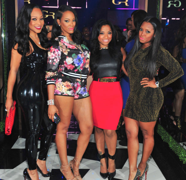 Club Scene: Monyetta Shaw, Malaysia Pargo, Tahiry Jose, Toya Wright Party in ATL