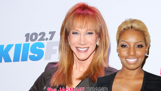 NeNe Leakes & Kathy Griffin Battling Over Joan Rivers 'Fashion Police' Spot