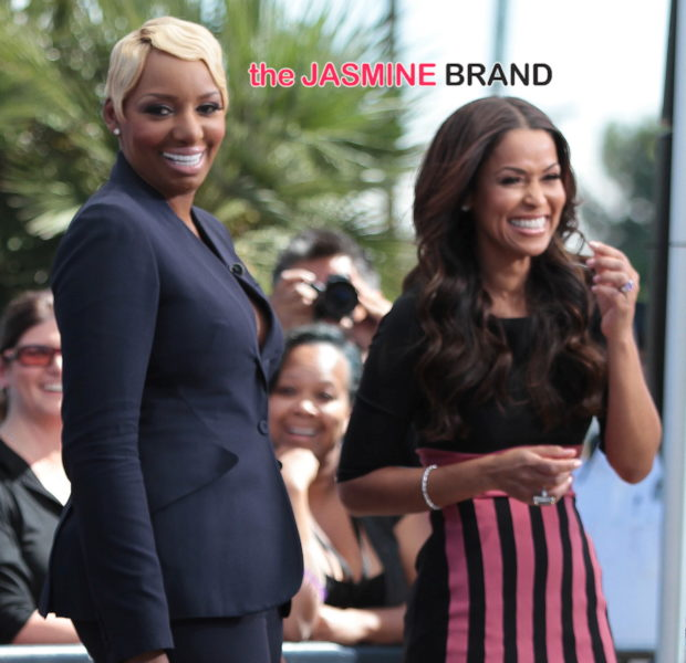 Celebrity Stalking: NeNe Leakes, Tracey Edmonds, Amber Rose, Faith Evans, Zendaya, Tyra Banks, Alesha Dixon & Sarah Jane Crawford