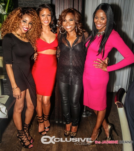 Necole Bitchie-Mona Scott Young-Cassie Hosts Ciroc Dinner-REVOLT Music Conference 2014-the jasmine brand