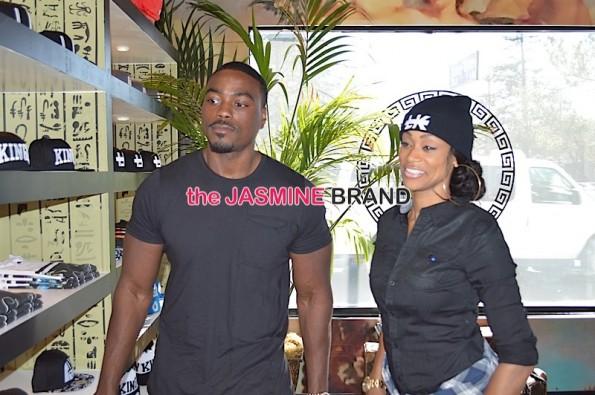New Couple Alert-Tami Roman-New Boyfriend Reggie-the jasmine brand