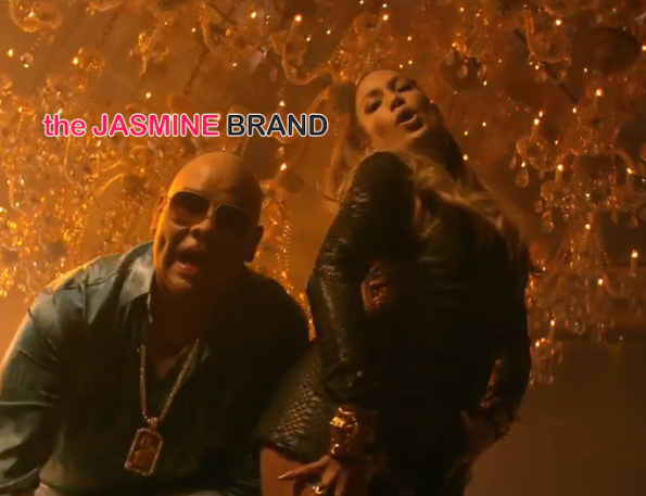 New Video-JLo-Fat Joe-Stressin-the jasmine brand