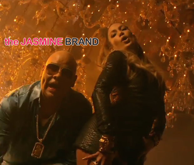 [New Video] Fat Joe 'Stressin' feat. JLo