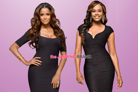 Newbies Claudia Jordan and Demetria McKinney-Trailer-Real Housewives of Atlanta season 7-the jasmine brand