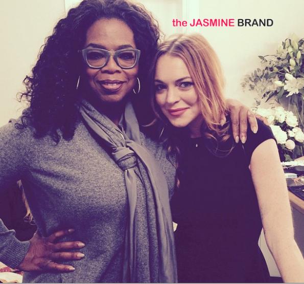 Oprah Winfrey-Lindsay Lohan Speed the Plow Play-the jasmine brand