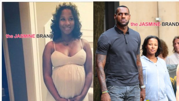 Ovary Hustlin': LeBron James' Wife Savannah Delivers Healthy Baby Girl