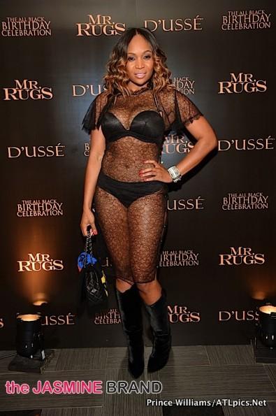 ATL Club Scene: Toya Wright, Tammy Rivera, Marlo Hampton, Monyetta Shaw, Malysia Pargo [Photos ...