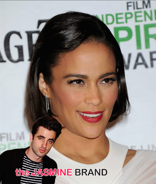 Paula Patton Allegedly Shacking Up With New Boyfriend, Zak Waters