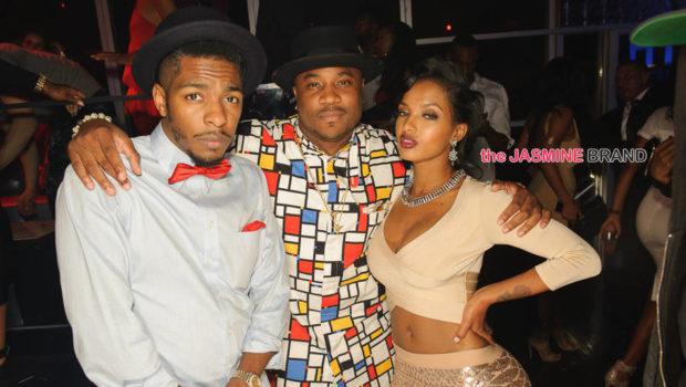 Club Scene: Larenz Tate, Kyla Pratt, Lola Monroe, Jas Prince Party in Hollywood [Photos]
