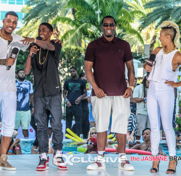 Celebs Spotted At REVOLT Music Conference: Diddy, The Game, Mase, Jim Jones, Peter Thomas & More