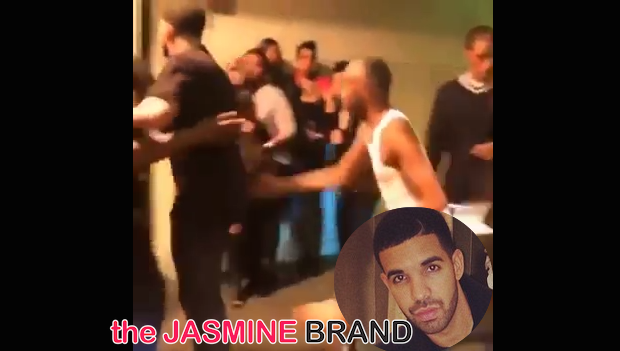 Drake Allegedly Involved In Altercation At DC Strip Club, Stadium [VIDEO]