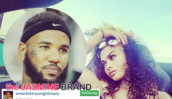 The Game Denies Sexing New Rumored 18-Year-Old Girlfriend, India Love Westbrook