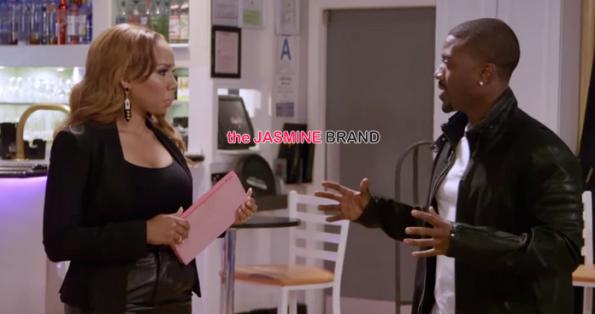 Ray J Assistant-Morgan Freeman-Love and Hip Hop Hollywood-the jasmine brand