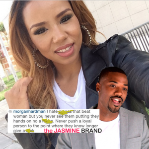 Ray J Assistant-Morgan Hardman-Says Singer Physically Attacked Beat Her-the Jasmine Brand