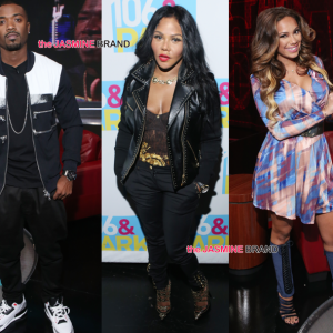 Ray J-Lil Kim-Erica Mena-BET 106 and Park 2014-the jasmine brand