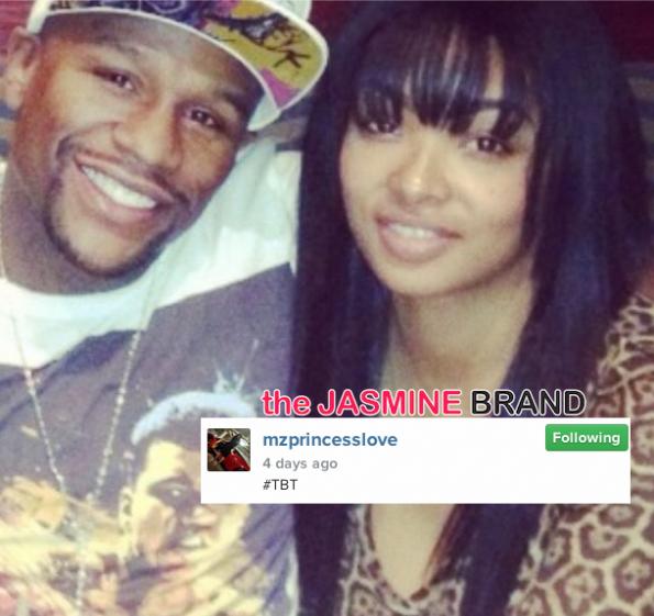 Ray J and Girlfriend Princess break-up-the jasmine brand