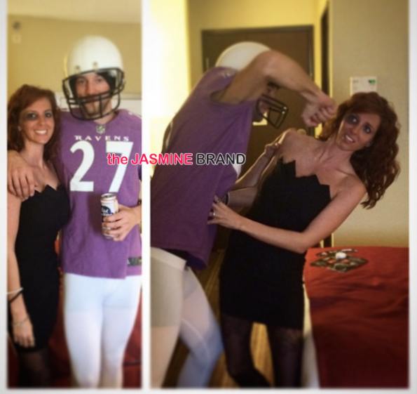 Ray Rice-Janay Palmer-Domestic Violence-Halloween Costume-the jasmine brand