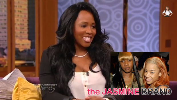 [VIDEO] Keyshia Cole Sent Remy Ma Thousands of Dollars While In Jail