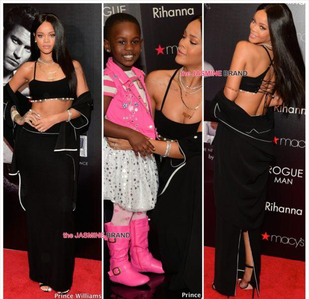 Rihanna Brings ROGUE Man to Atlanta [Photos]