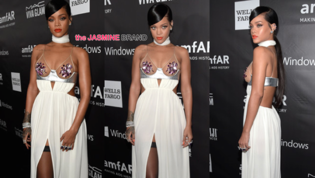 Rihanna Slays For amfAR Appearance, NeNe Leakes Channels 'Cinderella', Jay Z & Bey Hit NYC + Gabrielle Union, Chris Brown, August Alsina, Chris Brown